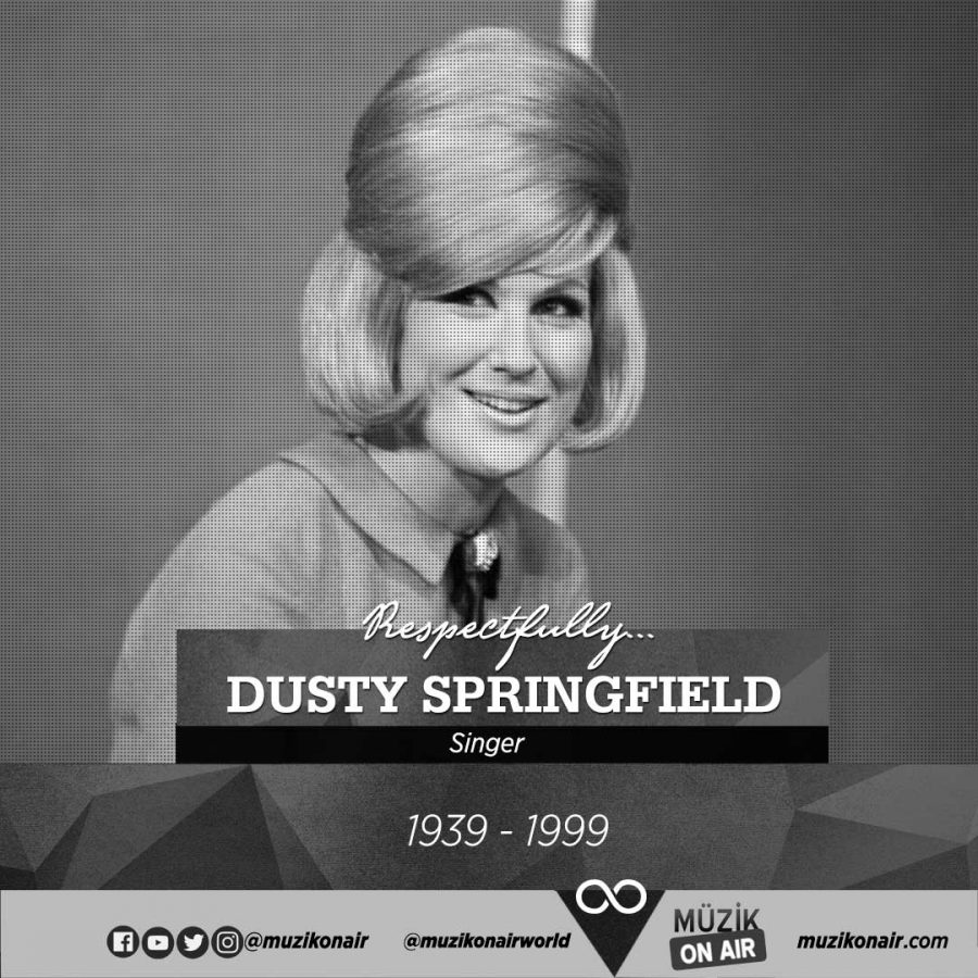 Dusty Springfield And The First Celebrity Gay Wedding