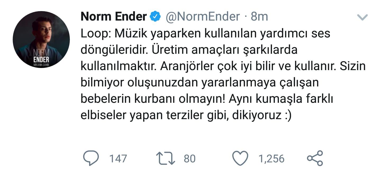 Norm Ender'den Beklenen Açıklama Geldi!