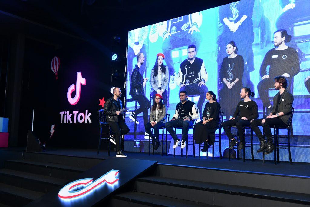 TikTok 2019 Başa Sar Ödül Etkinliğinde Yaratıcılığı Kutluyor