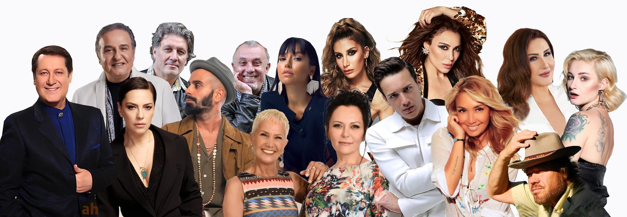 Popsav'dan Bayrama Özel #EvdeKal Konserleri