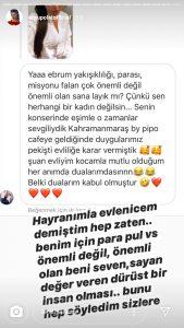 Ebru Polat'tan Evlilik Müjdesi… Takipçisiyle Evlenecek!