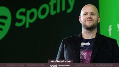 Spotify'ın Kurucusu ve CEO'su Daniel Ek'in Başarı Sırları…