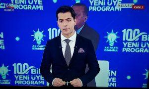 TGRT Haber TV'de Bayrak Değişimi!