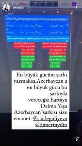 Sinan Akçıl, İşgal Altındaki Azerbaycan'a Müziğiyle Destek Olacak!